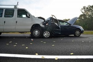settle car accident claim without lawyer